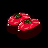 お寿司のイラスト(ネギトロ巻き)