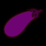 茄子のイラスト