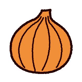 野菜のイラスト(玉ねぎ)