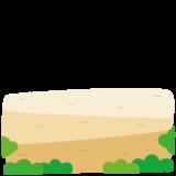 地面の背景イラスト