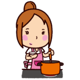 料理のイラスト
