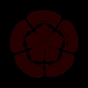 家紋のイラスト(木瓜紋・織田瓜)