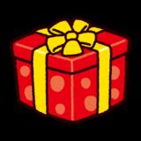 プレゼントボックスのイラスト