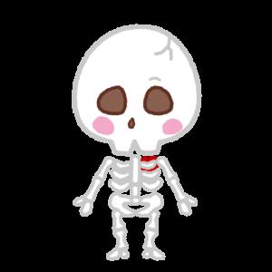 骨のキャラクター(ボーンボーイ)