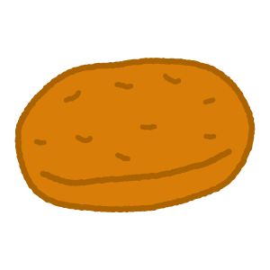 餅巾着のイラスト(おでん)