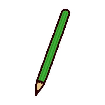 鉛筆のイラスト(文房具)