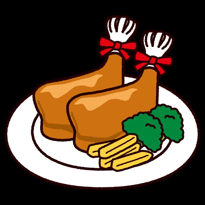 動物画像のすべて 75 クリスマス チキン イラスト 簡単