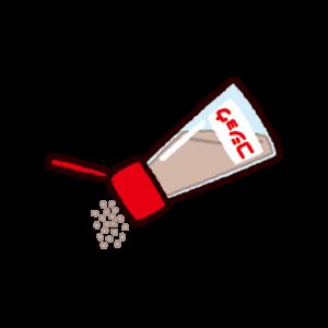 胡椒のイラスト
