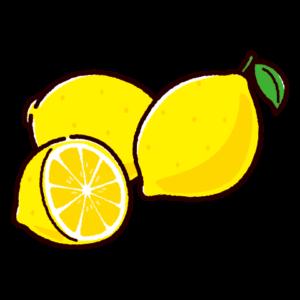 レモンのイラスト