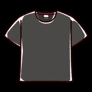 Tシャツのイラスト