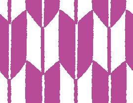 和柄のイラスト(矢絣模様・やがすり)(3カラー)