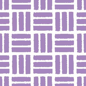 和柄のイラスト(三崩し模様・さんくずし)(4カラー)