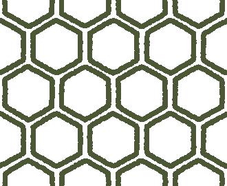 和柄のイラスト(亀甲模様・きっこう)(6カラー)
