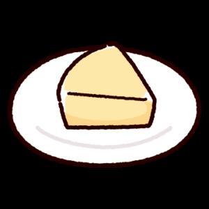 チーズのイラスト(カット)