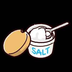 SALTのイラスト