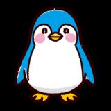 赤ちゃんペンギンのイラスト
