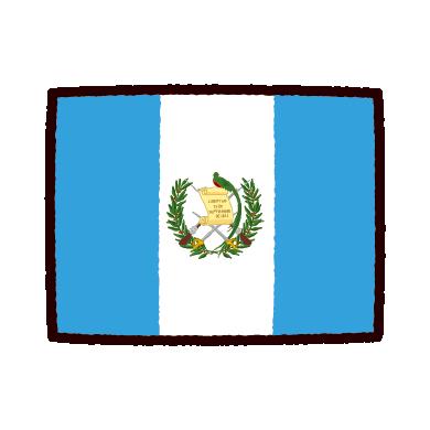 グアテマラ 国旗