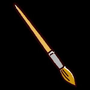 丸筆のイラスト
