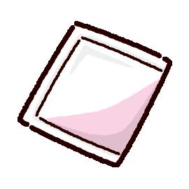 飲み薬のイラスト(粉薬)