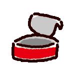 空の缶詰のイラスト