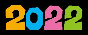 文字のイラスト(2022)